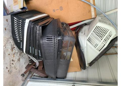 A/C covers