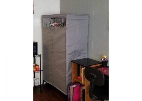 Pop-up Wardrobe Closet