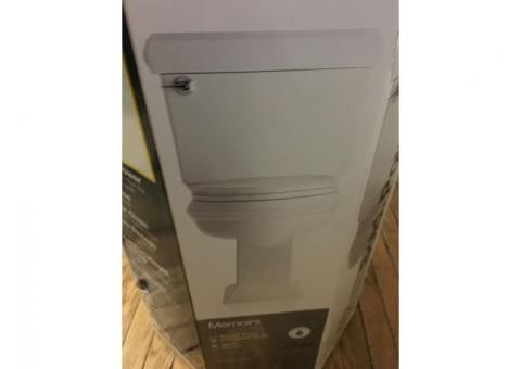 New Kohler Toilet - never used.